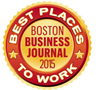 BBJ Best Places to Work 2015 Logo