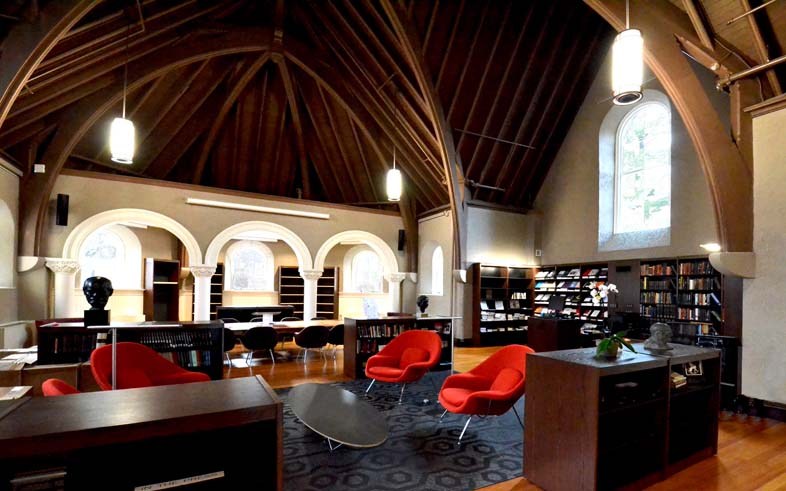 BPSI, Newton Centre, Mass.   Photo credit: Schwartz/Silver Architects