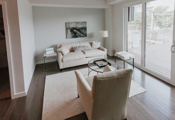 Parcel U Living Room