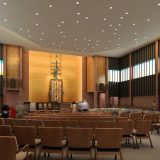 Congregation Beth Israel Credit: Leslie Saul & Associates