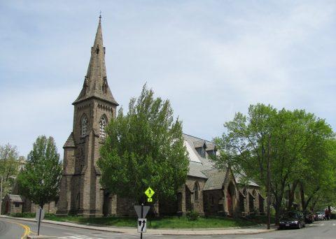 Saint Pauls Church Brookline MA