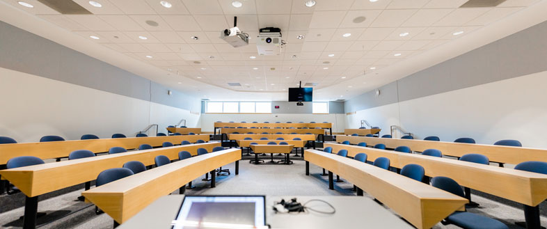MIT Sloan Classrooms
