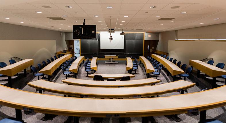 MIT Sloan Classrooms - Kaplan Construction
