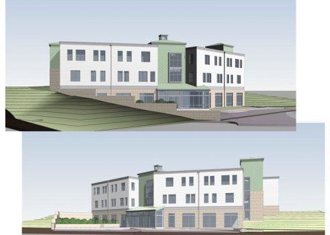 Holyoke Farms Renderings Credit: Guzman Prufer Architects