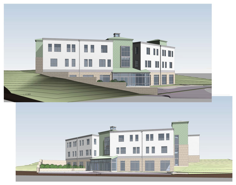 Holyoke Farms Renderings