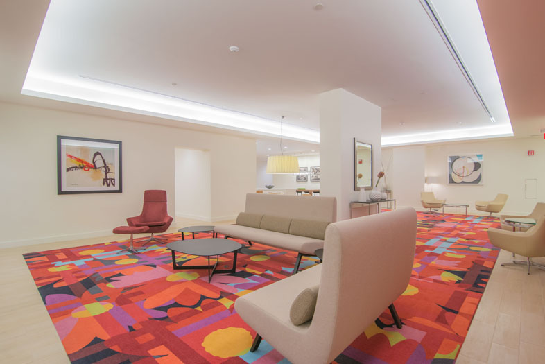 Equity Longfellow Place - Lounge2