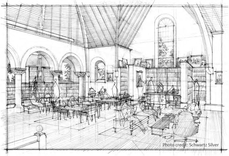 BPSI Library Rendering