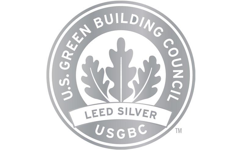 LEED Silver Logo