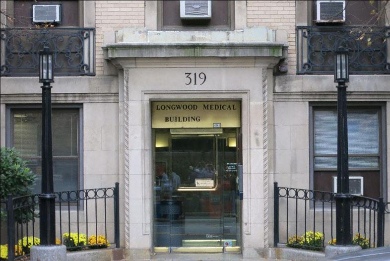 Longwood Pediatrics - Exterior