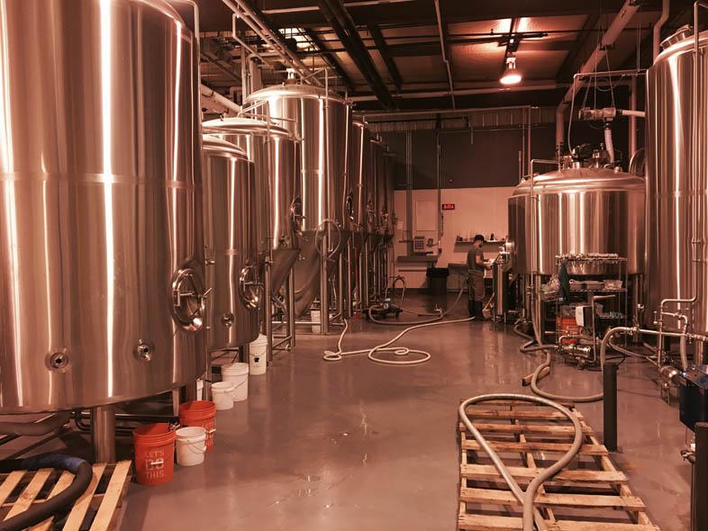 Castle Island Brewery
