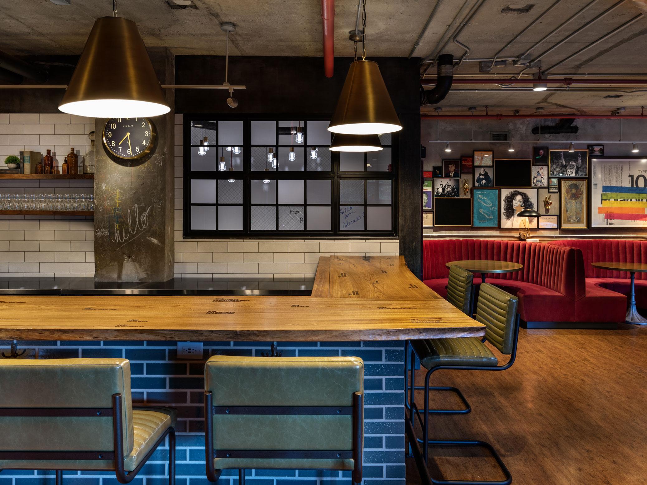 Revolution Hotel Bar