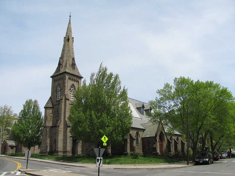 Saint Pauls Church Brookline MA