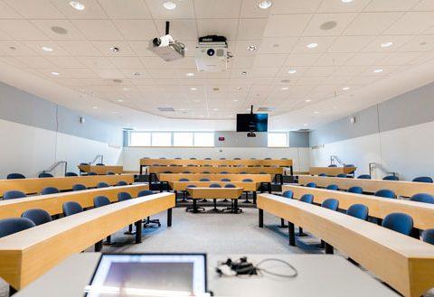 MIT Sloan Classrooms