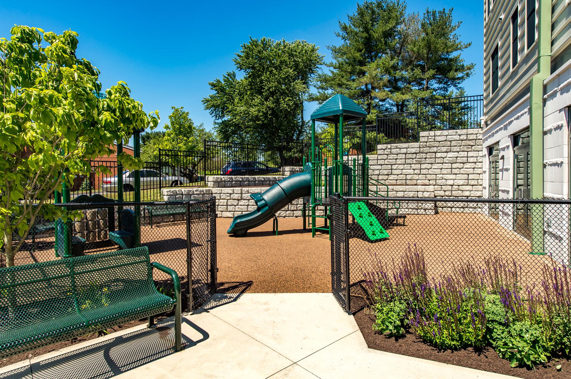 Holyoke Farms Playground