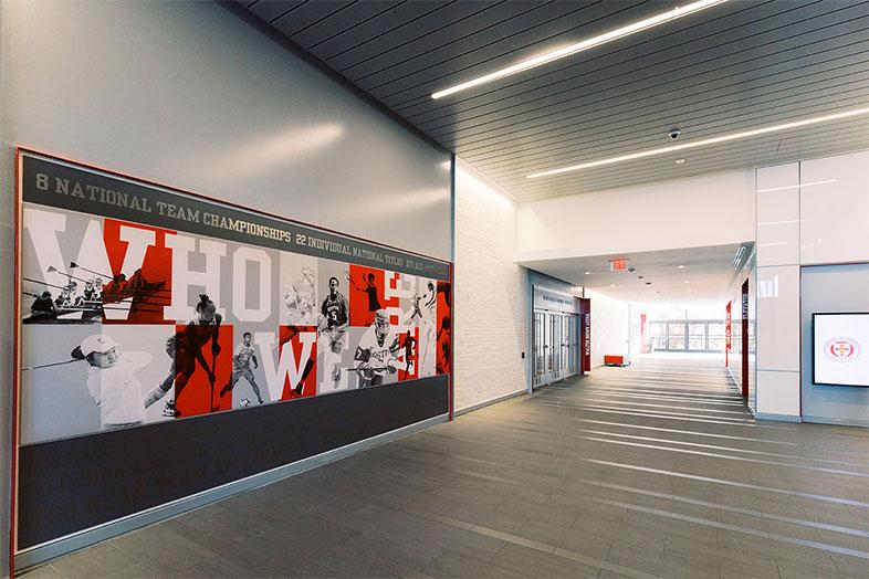 Boston University Case Athletic Center