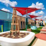 Edgerley Center Playground Credit: Rosemary Fletcher