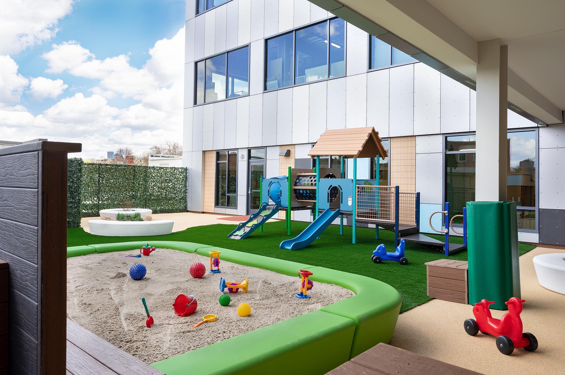 Edgerley Center Playground