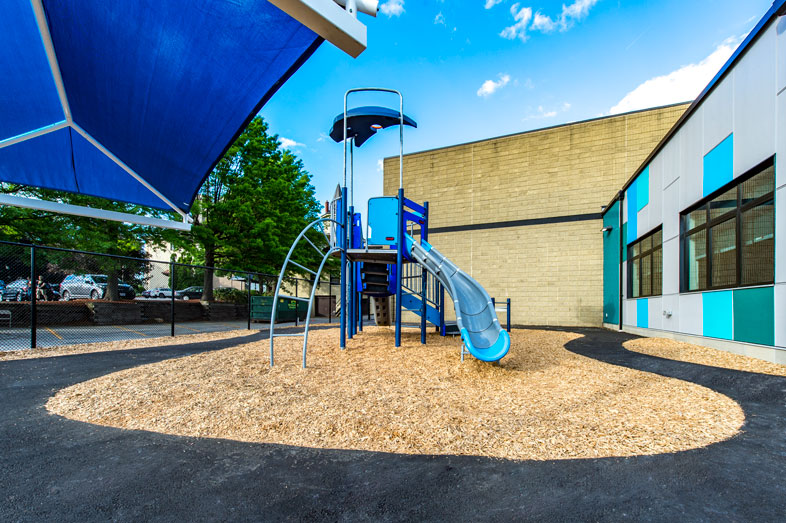 Greater Lowell YMCA Playground