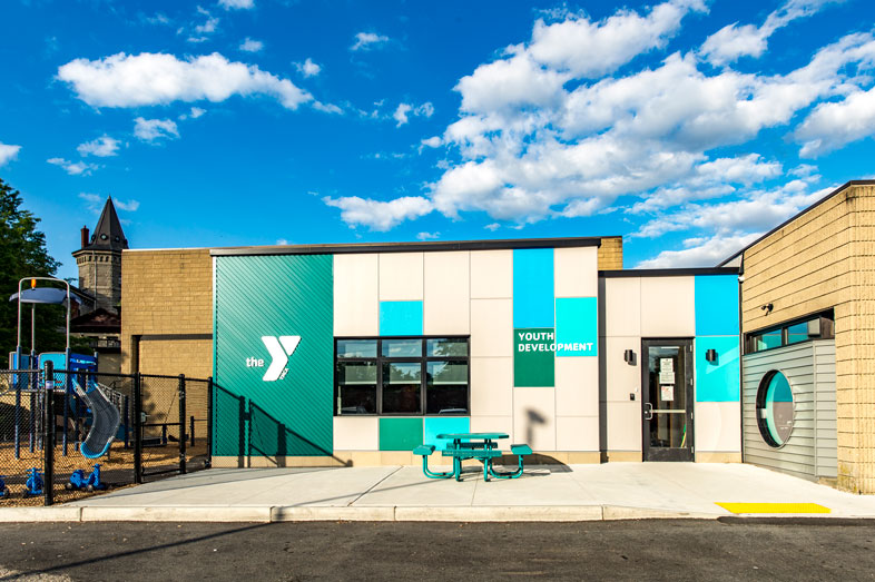 Greater Lowell YMCA Addition